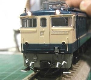 KATOEF65-1000代、ヘッドライト