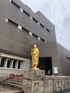井原市立田中美術館(岡山・法泉)