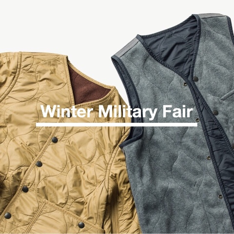WINTER MILITARY FAIR