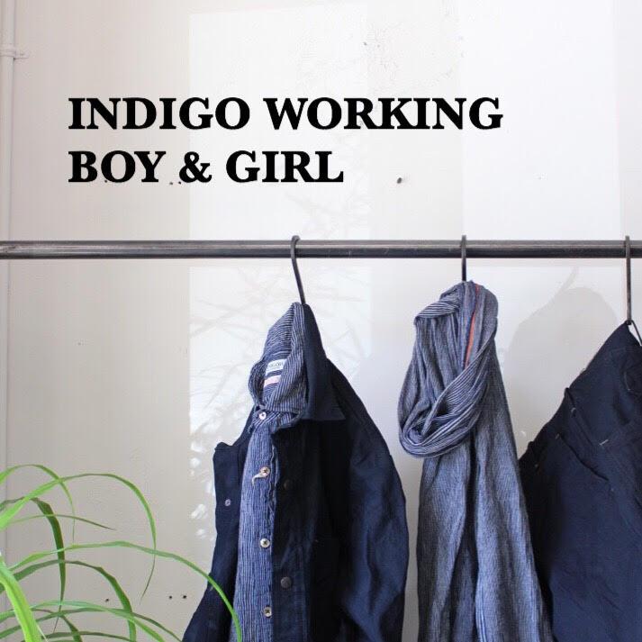 INDIGO WORKING BOY & GIRL