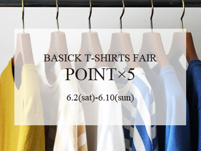 BASICK T-SHIRTS FAIR