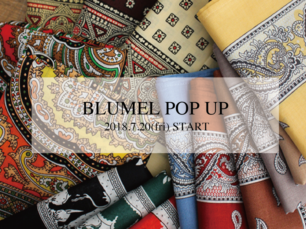 BLUMEL POP UP