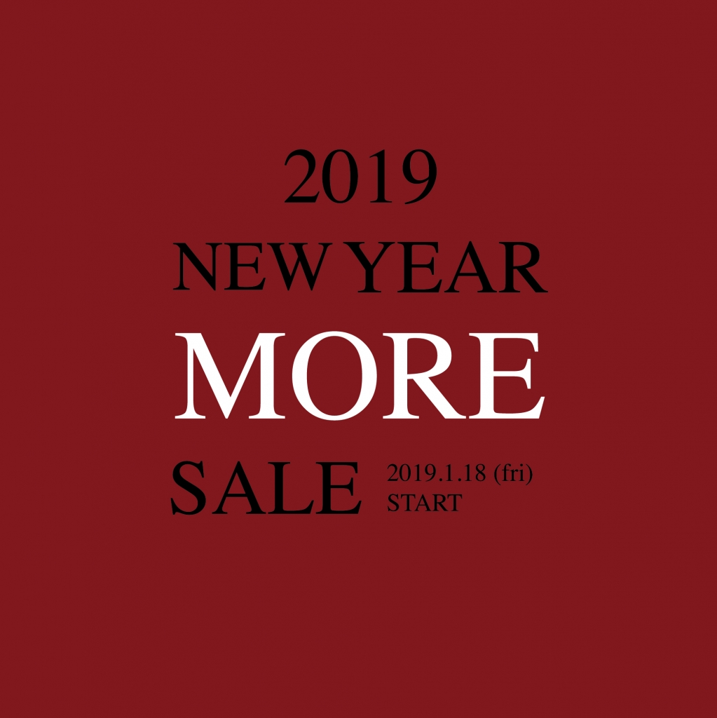 2019 NEW YEAR  MORE SALE
