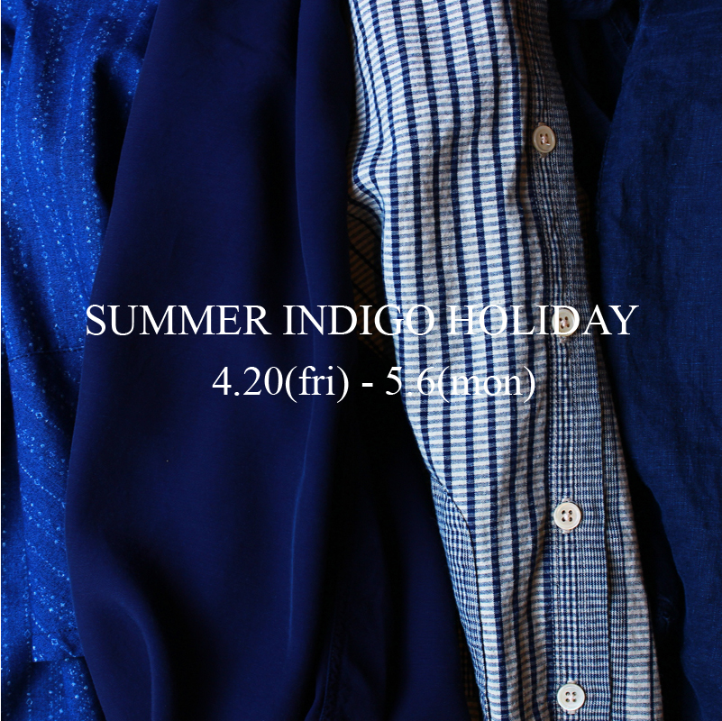 SUMMRE INDIGO HOLIDAY