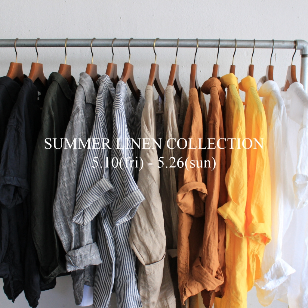 SUMMER LINEN COLLECTION