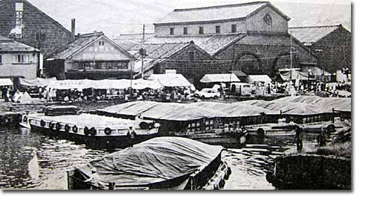 ポートフェスティバル・運河周辺路上出店