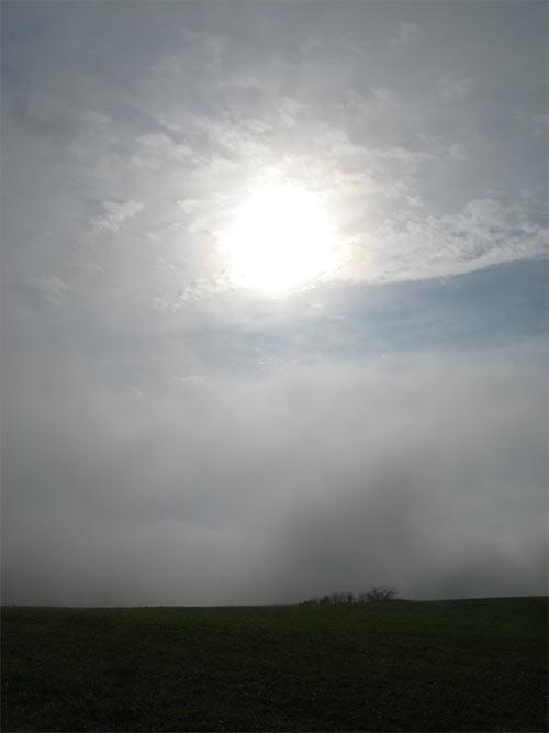 士別の朝霧500