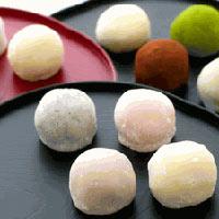 もっちもちの生クリーム大福 抹茶など12種類の味「クリームパフLu」