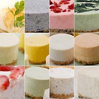 12種類のチーズケーキが入った福袋