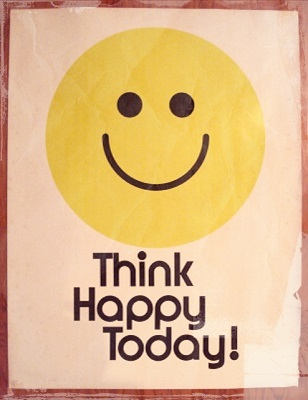 Think Happy Today