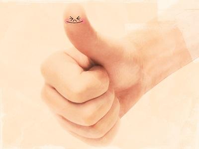 「いいね!」の手
