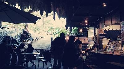 ケイブカフェ ガンガラーの谷
