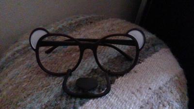 くまメガネ