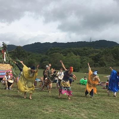 太陽と緑の祭り10回芽
