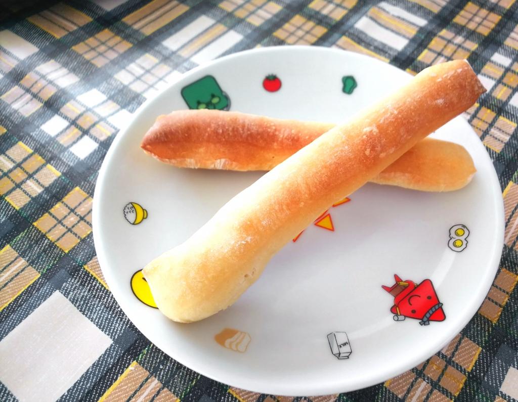ミルクスティックパン
