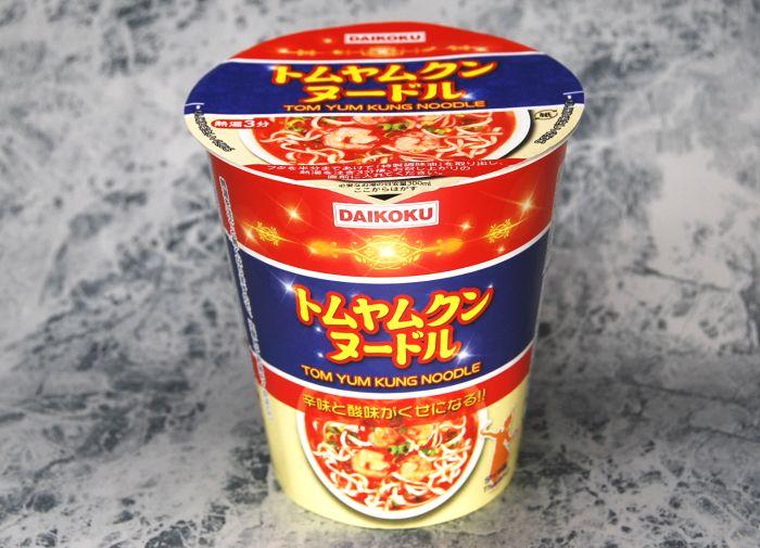 大黒食品工業 トムヤムクンヌードル