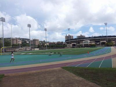 ハワイ大学スポーツ施設