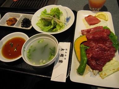 鶴橋焼肉1