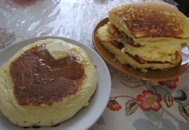 米粉ホットケーキ3