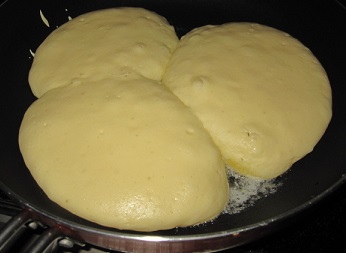 米粉ホットケーキ6