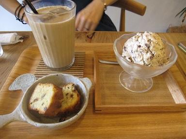 cafe icoi朝活1