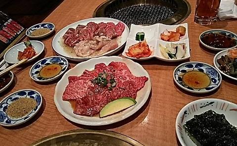 2018鶴橋焼肉1