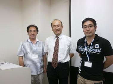 北九州大学の森田先生