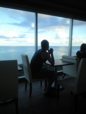 沖縄でぼーーーっ