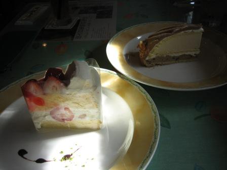 ファヴォーラケーキ