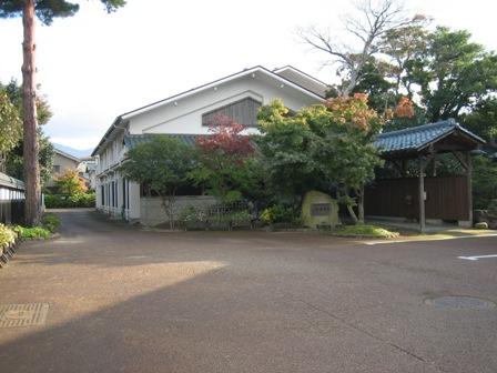 吉田東伍記念館