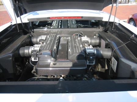 ランボルギーニのエンジン