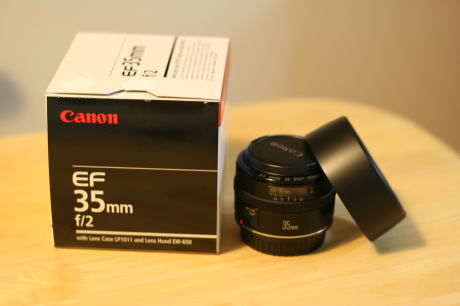canon EF35mm F2