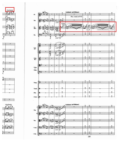 galop clarinet