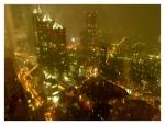 南展望室からの夜景