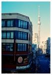 Burger Kingと東京スカイツリー