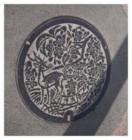 奈良市汚水マンホール蓋