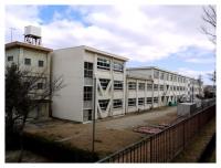 鶴舞小学校(南側)