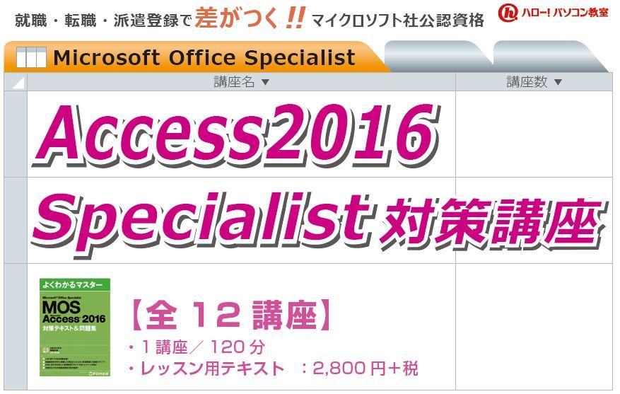 MOS2016Access