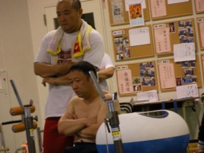 石川県国体強化合宿
