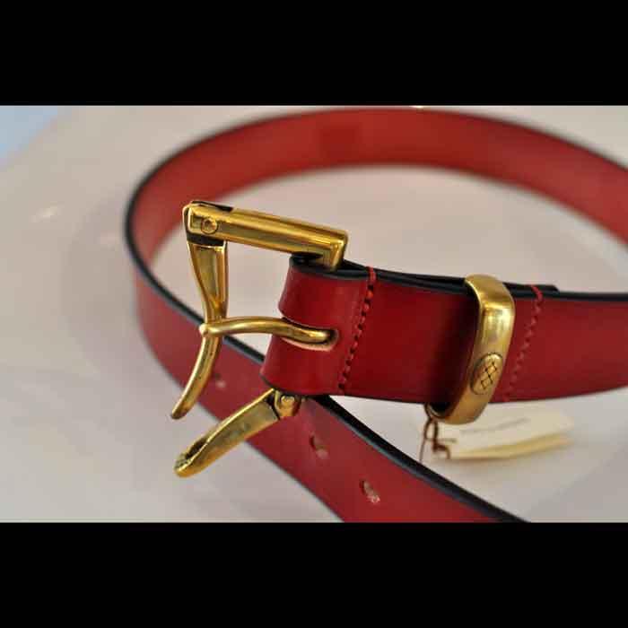 Martin Faizey(マーティン・フェイジー) 1.5Inch/35mm クイックリリースベルト #RED