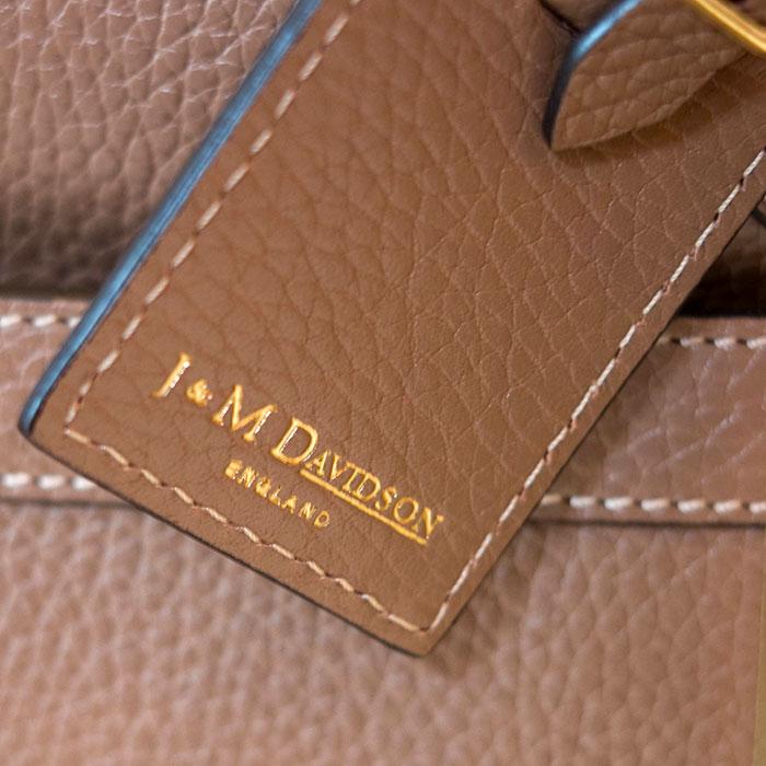 J&M Davidson(J&Mデヴィッドソン)MINI MIA #71BROWNIE
