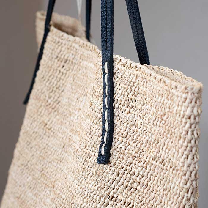 Sans Arcidet/サンアルシデ BEBY BAG SMALL C3 #natural