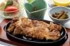 いわい鶏の石焼ステーキセット