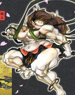 朧村正 雷神
