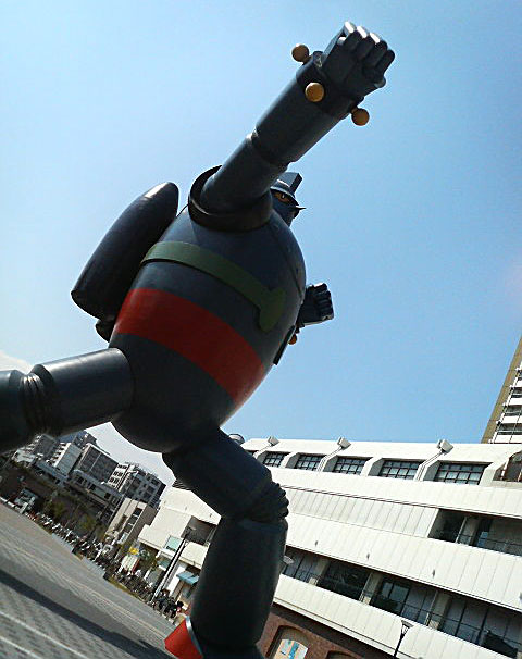 長田の鉄人28号