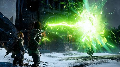 Dragon Age: Inquisition(ドラゴンエイジ:インクイジション)