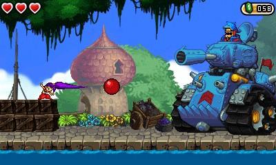 『シャンティ -海賊の呪い-(Shantae and the Pirates Curse)』レビュー