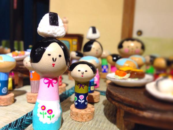 ハイカラこけし祭り2014