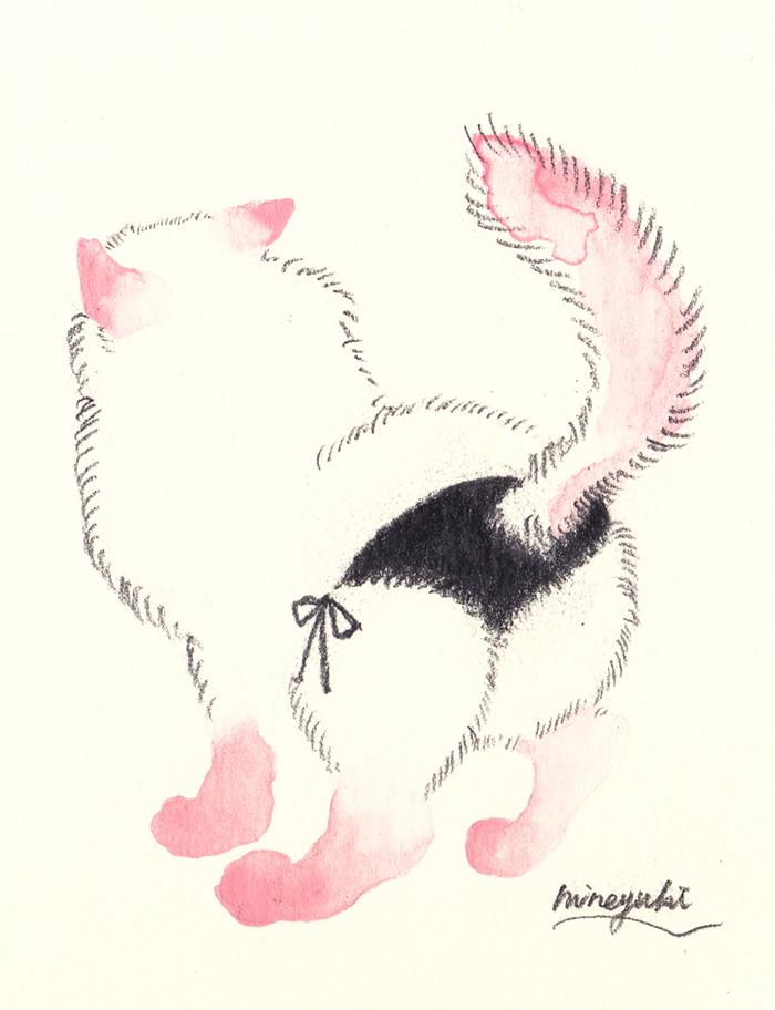 猫展 二月のネコスキー19 出展者紹介 Made Blue ナツメヒロのお知らせ Blog