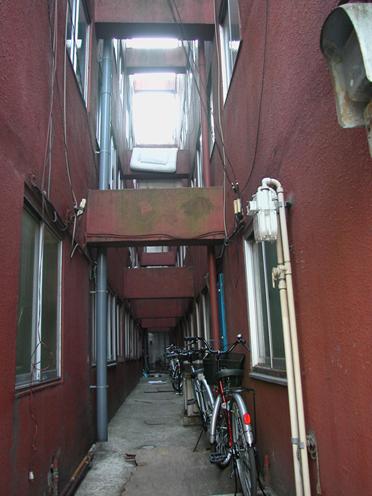 寿町ドヤ街